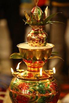 Hindu, Pooja, Puja, Religion, Hinduism, Worship