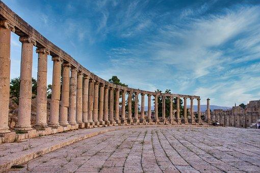 Ruins, Columns, Temple, Stone, Ancient, Roman