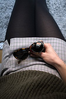 Skirt, Sunglasses, Vogue, Vintage, Leggings, Style