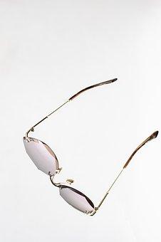 Glasses, Eye Glasses, Frame, Vintage, Perspective