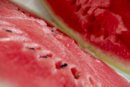 Watermelon, Summer, Fruit, Nutritious, Sweet, Healthy
