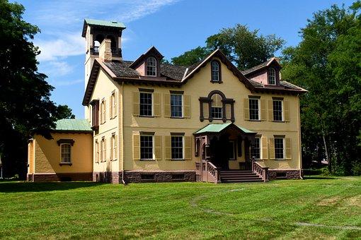 House, Building, Old, Architecture, Landmark