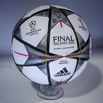 Ball, Soccer, Football, Official Match Ball