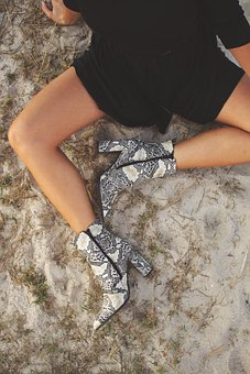 Boots, Footwear, Snake Boots, Outfit, Clothes, Apparel