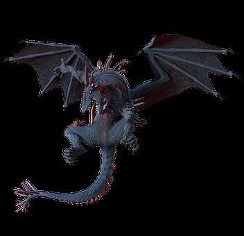 Fantasy, Dragon, 3d Rendering, 3d Fantasy, Fairytale