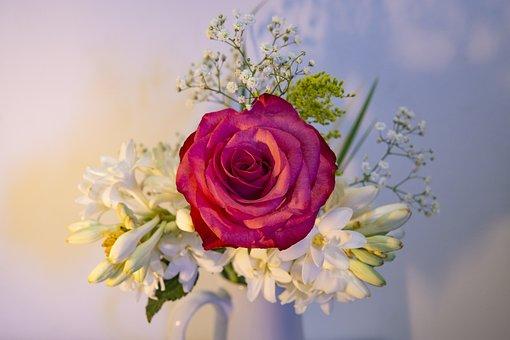 Flowers, Petals, Bouquet, Floral, Floral Arrangement