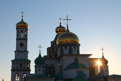 Church, Temple, Monastery, Building, Architecture