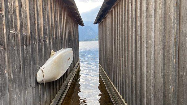 Lake, Holiday In Austria, Austria, Salzkammergut