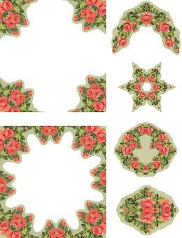Element, Object, Collage, Junk Journal, Scrapbooking