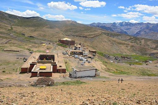 World Oldest Monastery, Himachal, Tourism, Travel