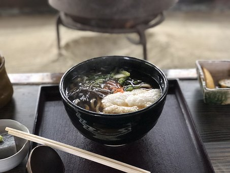 Japanese Soba, Food, Countryside