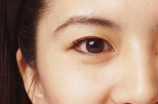 Facial Expression, Face, Eyes, Woman, Eyebrow, Reaction