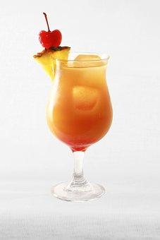 Cocktail, Drink, Beverage, La Conga Cocktail