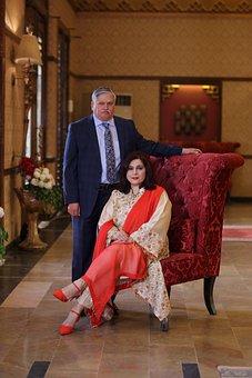 Ceremony, Wedding, Couple