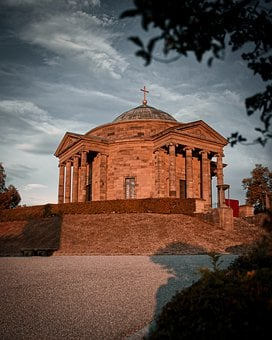 Chapel, Monument, Mausoleum, Building, Church, Temple