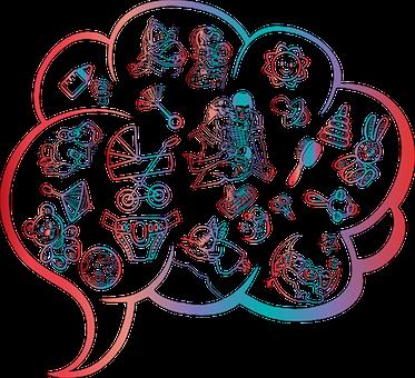 Dialogue, History, Symbols, Parents, Mom, Dad, Baby