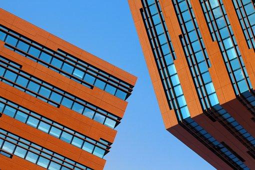Bremen, Buildings, Design, Architecture, Port, House
