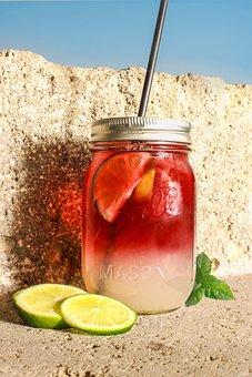 Sangria, Drink, Beverage, Cocktail, Citrus