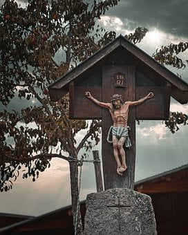 Cross, Jesus, Christ, God, Faith, Crucifixion, Symbol