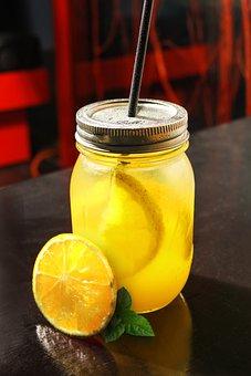Lemonade, Drink, Beverage, Fruit Drink, Juice
