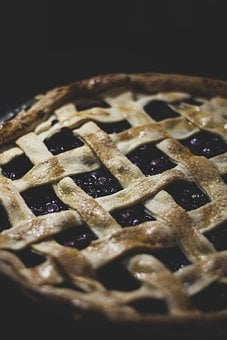 Pie, Dessert, Sweet, Fresh, Homemade, Food, Bakery