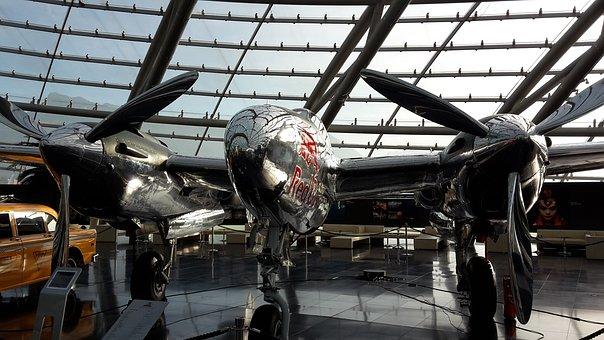 Red Bull, Hangar 7, Flyer, Aircraft, Exhibition