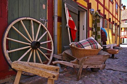 Truss, Fachwerkhaus, Home, Old Town, Old, Building