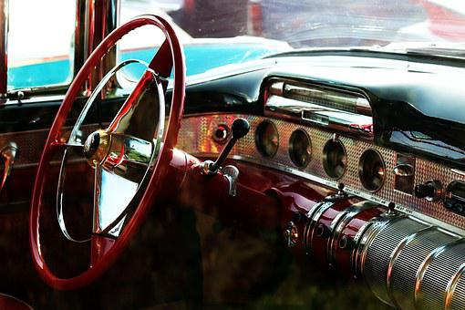 Old, Car, 1970, Background, Classic, The Forgotten