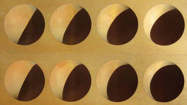 Awele, Board Game, Game Board, Play, Wood, Circle