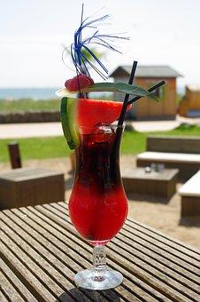 Glass, Cocktail, Erfrischungsgetränk, Drink, Vacations