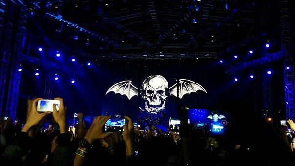 Concert, Avenged Sevenfold, Crowd