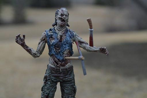 Zombie, Walking Dead, Undead, Corpse, Apocalypse