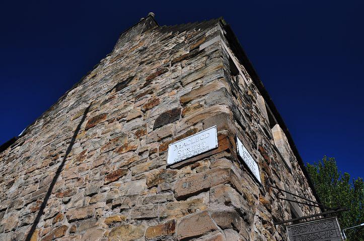 Scotland, Glasgow, Provand's Lordship, Monument