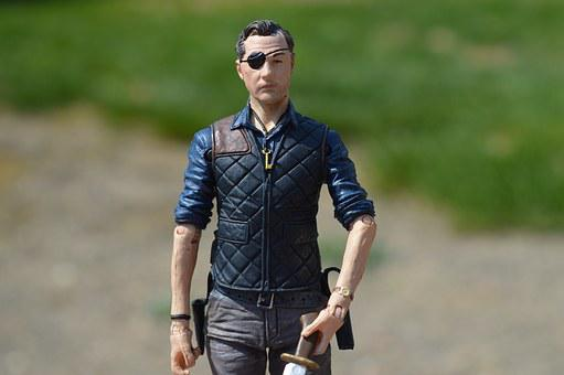 The Walking Dead, Governor, Action Figure, Tv