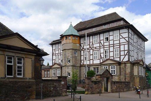 District Court, Höxter, Building, Jurisdiction
