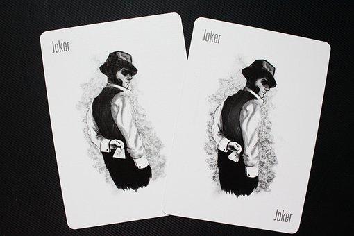 Joker, Card, Magic Cards, Playing Card, Deck