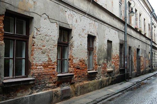 Kamienica, New Filtrate, Poland, Malopolska, Street