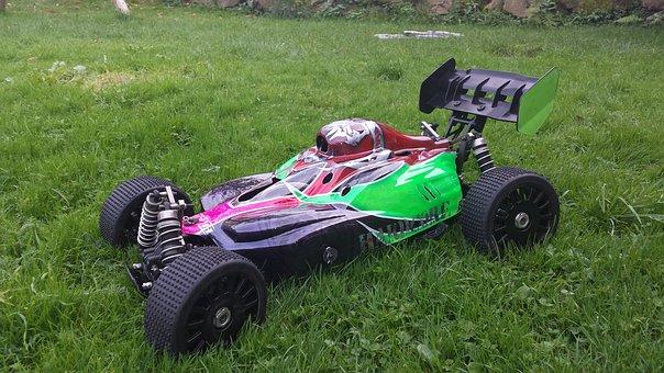 Rc, Model, Mcd, Racerunner, Rc Model Making, Toys