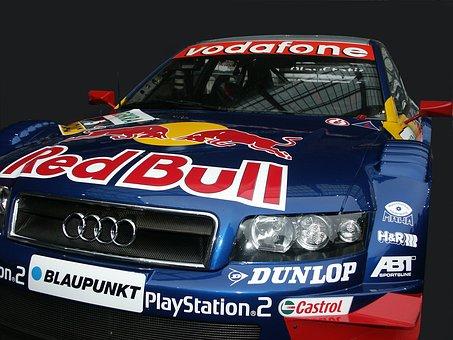 Car Race, Sport, Sports Car, Speed, Circuit, Red Bull