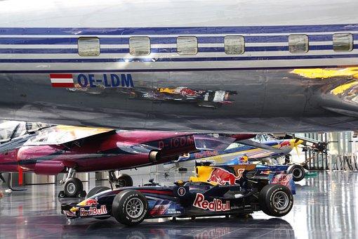 Red Bull, Formula 1, Racing Car