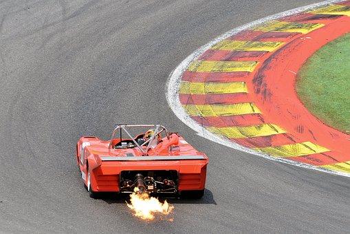Motorsport, Oldtimer, Spa Classics, Motor, Nostalgia