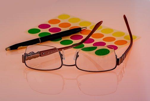 Spectacles, Eyeglasses, Vision, Glasses, Eye, Eyesight