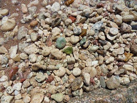 Stone, Stones, Sea, Nature, Summer, Water, Pebbles