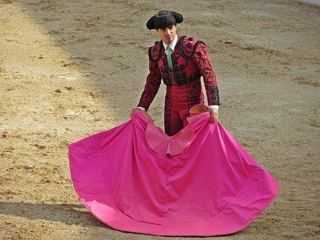 Torero, Bull Fighting, Portugal