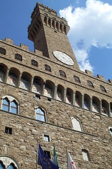 Museum, Piazza, Tuscany, Italy, Art, Monument, Works