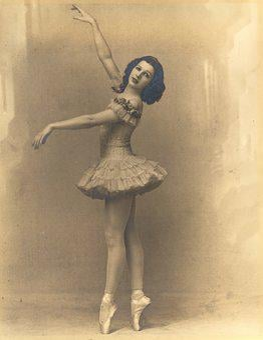 Vintage, Retro, Ballerina, Dancer, Classic, Pointe