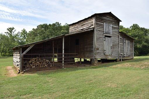 Old, Barn Shed, Shed, Farm, Building, Rustic, Wooden