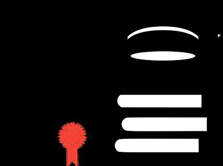 Education, Graduation, Academic, Logo, Academy, School