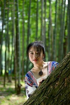 Hakka Girl, Asian, Asian Girl, Asian Woman, Model