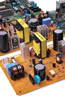 Microprocessor, Processor, Technology, Board, Bobbin